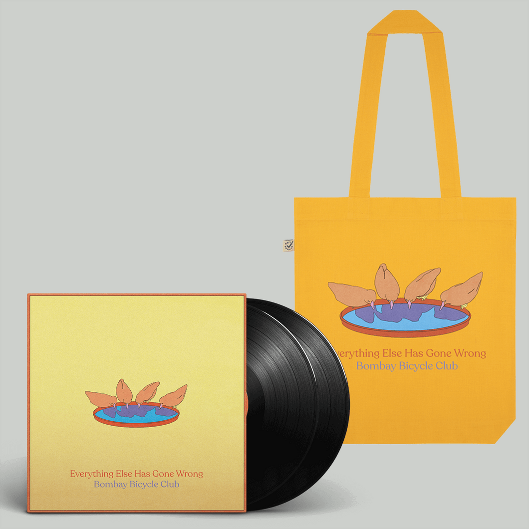 Everything Else Has Gone Wrong Deluxe LP + Tote