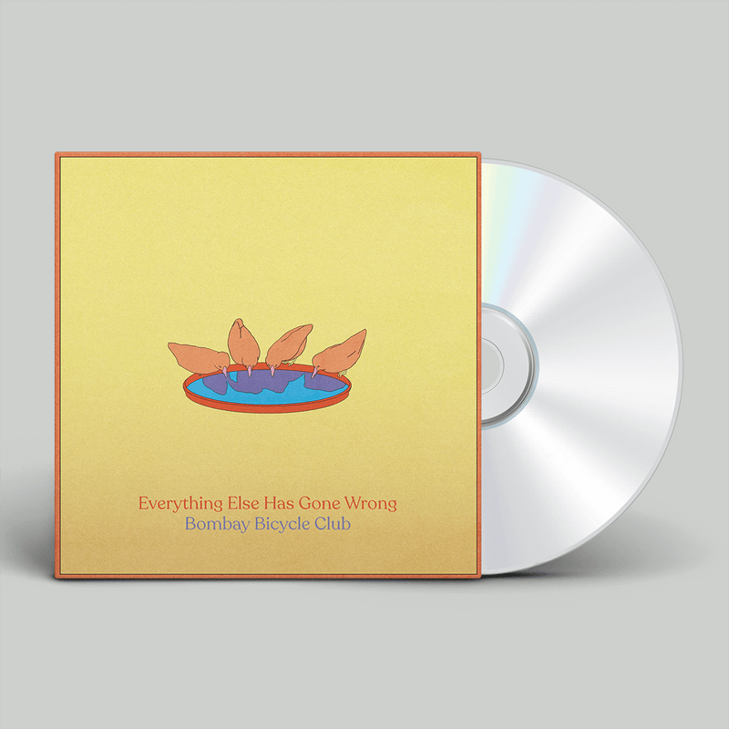Everything Else Has Gone Wrong (CD)