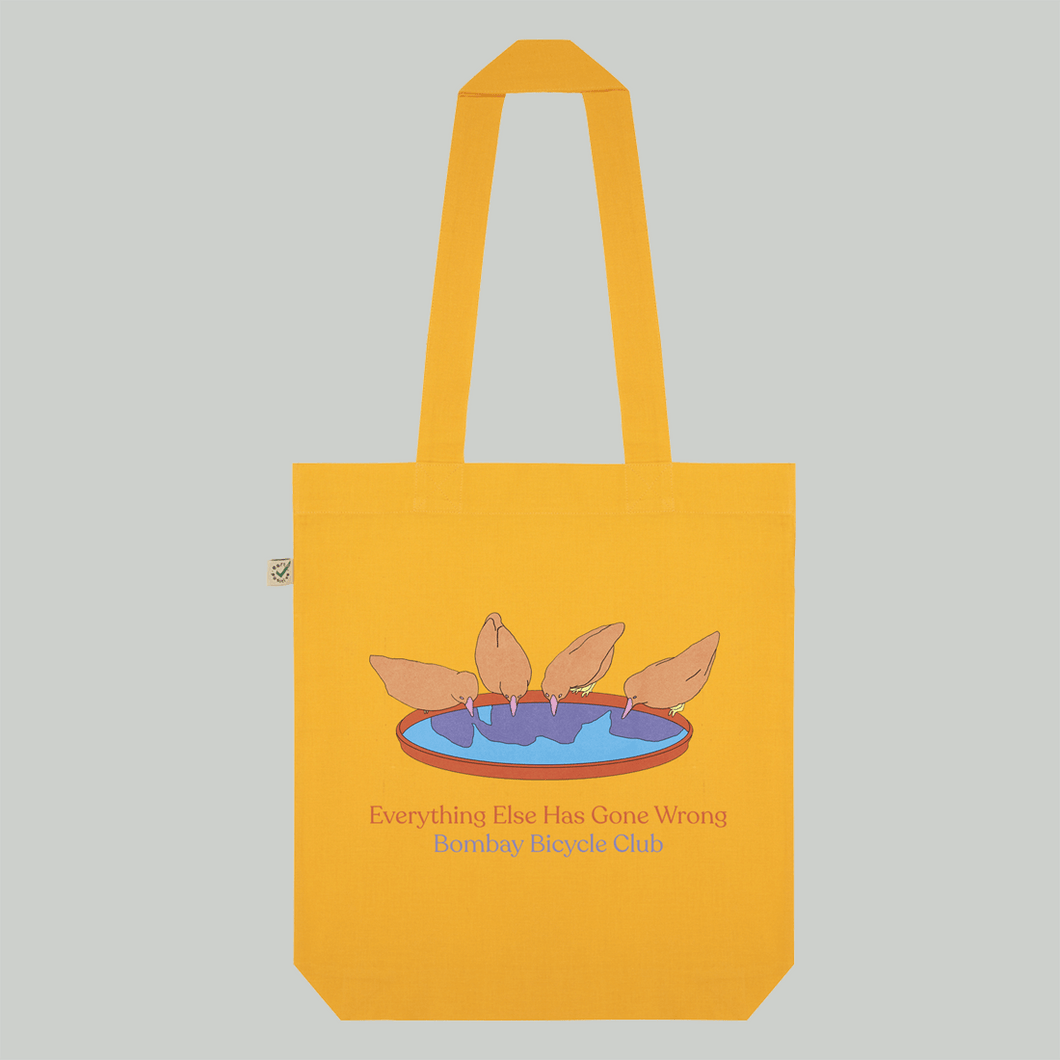 Everything Else Has Gone Wrong Tote