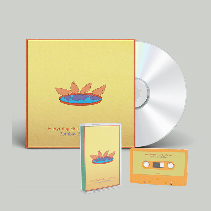 Everything Else Has Gone Wrong (CD) & Cassette Bundle