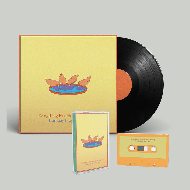 Everything Else Has Gone Wrong (Standard LP) & Cassette Bundle