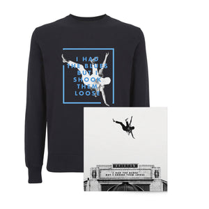 IHTB Sweatshirt & Album