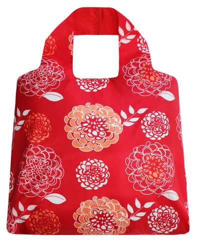 SAKitToMe Red Bloom Bag