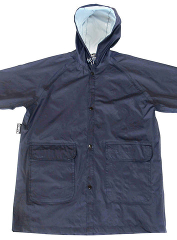 SPLASHitToMe Dark Blue Raincoat