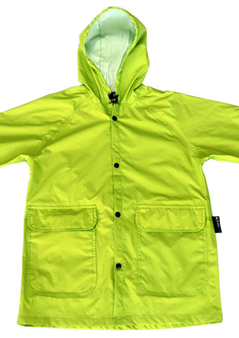 SPLASHitToMe Pistachio Raincoat