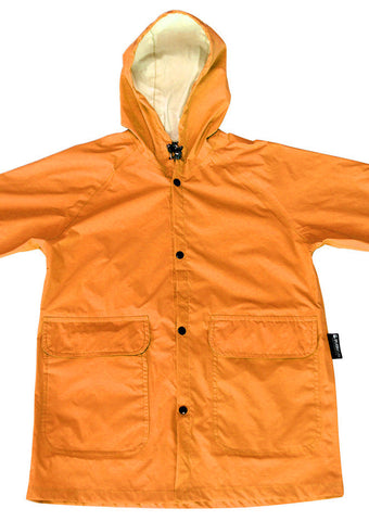 SPLASHitToMe Orange Raincoat