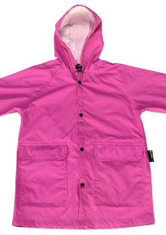 SPLASHitToMe Pink Raincoat