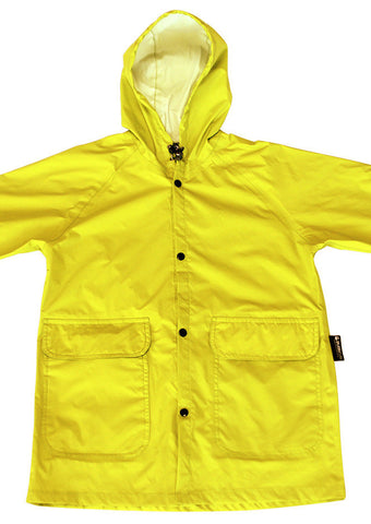 SPLASHitToMe Yellow Raincoat