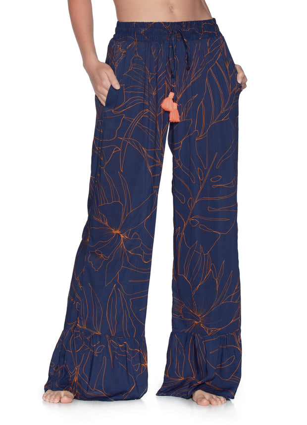 Maaji Ocean Blue Beach Pants