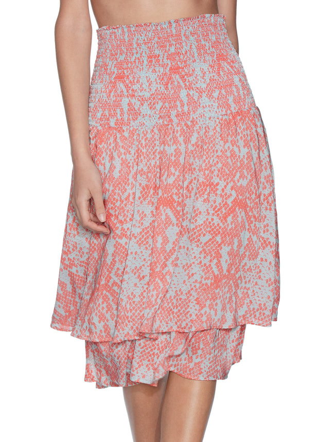 Maaji Wild Thing Convertible Beach Dress or Skirt