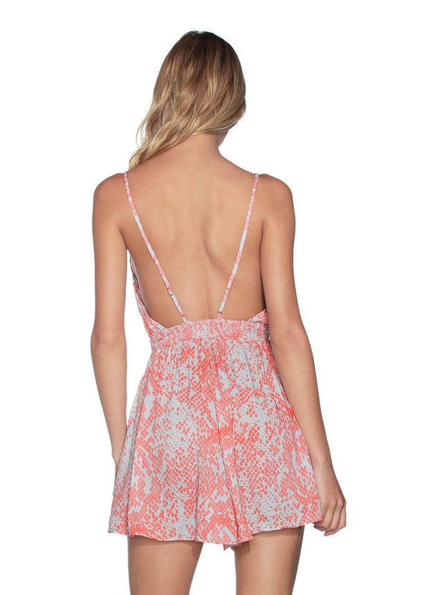 Maaji Drives Me Crazy Beach Romper