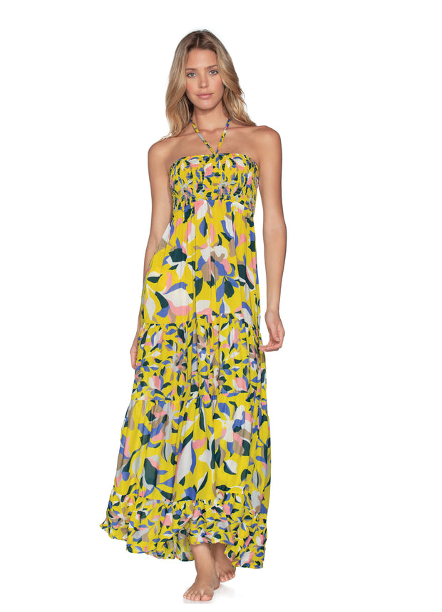 Maaji Hamilton Bay Convertible Long Beach Dress