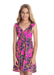 Maaji Stargazer Girls Short Dress