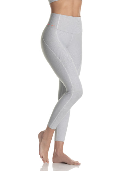 Maaji Dazzling Pure Cloud High Rise 7/8th Legging