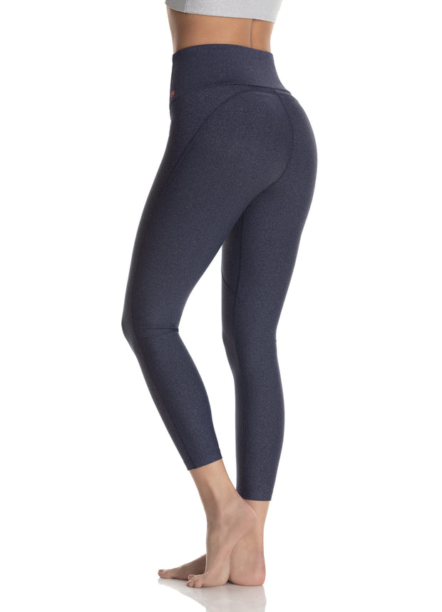 Maaji Dazzling Pure Space High Rise 7/8th Legging