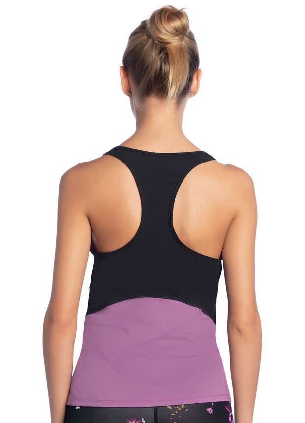 Maaji Leap Iris Tech Tank Top
