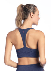 Maaji Whispering Pure Space Low Impact Sports Bra