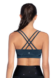 Maaji Mist Pacific Low Impact Sports Bra