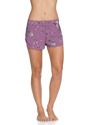 Maaji Vivid Wildflowers Iris Short With Brief Liner