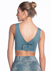 Maaji Dream Aegean 2 Way Reversible Low Impact Sports Bra