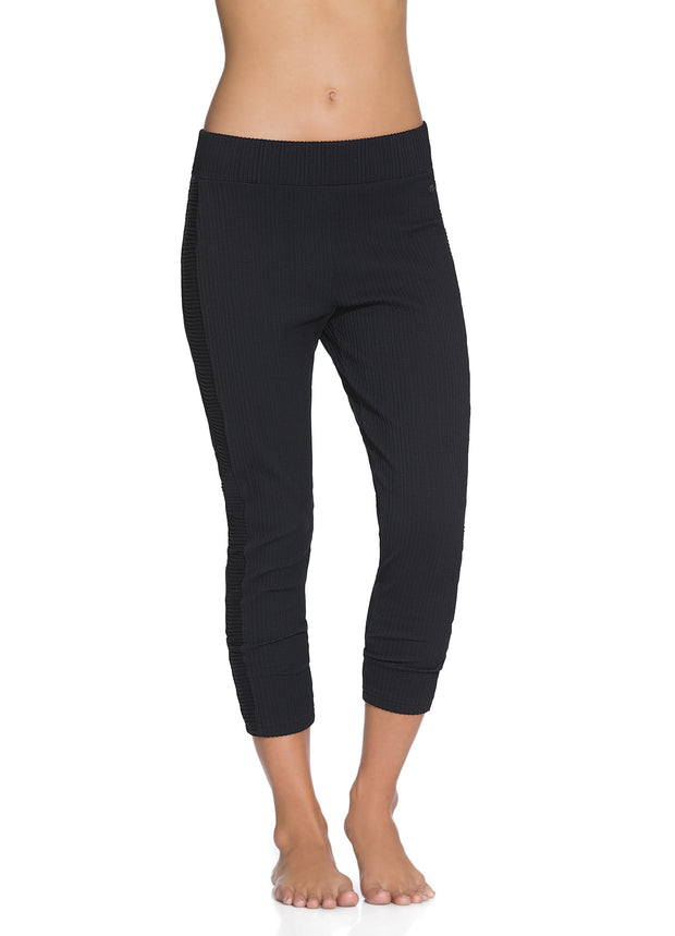 Maaji Elysium Black High Rise Full Legging