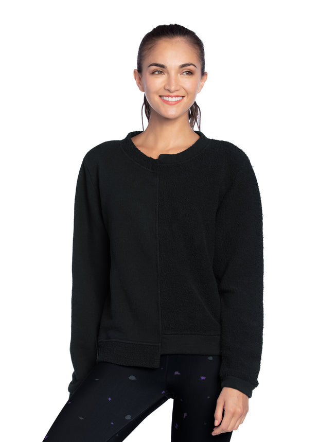 Maaji Quirky Black Sweatshirt