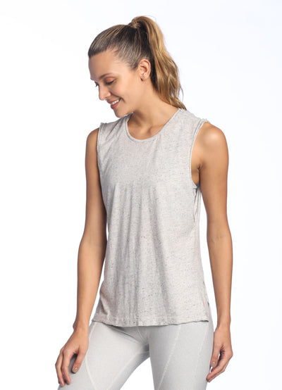 Maaji Beyond Pure Cloud Tank Top