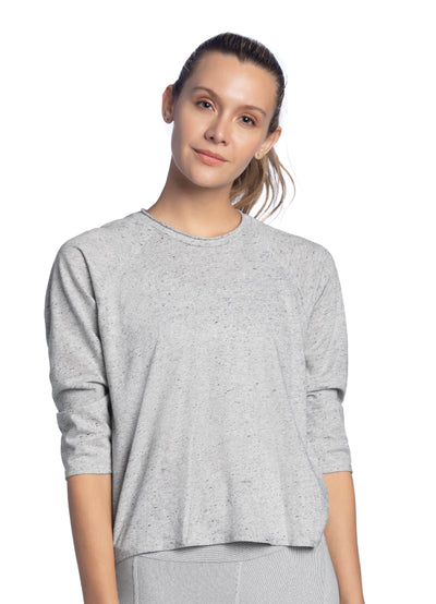 Maaji Calm Pure Cloud Yoga Top