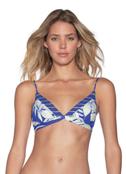 Maaji Marina Affair Reversible Triangle Bikini Top