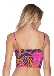 Maaji Sparkling Mermaid 4-Way Reversible Tube Top