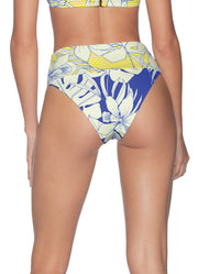 Maaji Vacation Veronica Reversible High Waisted Bikini Bottom