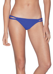 Maaji Pacific Blue Split Reversible Bikini Bottom