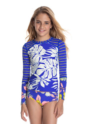 Maaji Turtle Bay Bubbles Girls Swimsuit