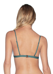 Maaji Ondine Affair Reversible Triangle Bikini Top