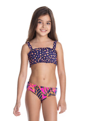 Maaji Ditzy Pixie Reversible Girls Swimsuit