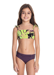 Maaji Kamali Sophie 4-ways Reversible Girls Swimsuit