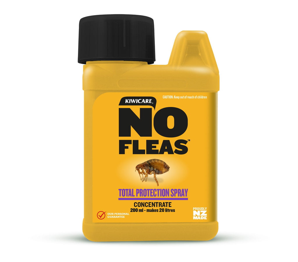 NO Fleas Total Protection concentrate 200ml