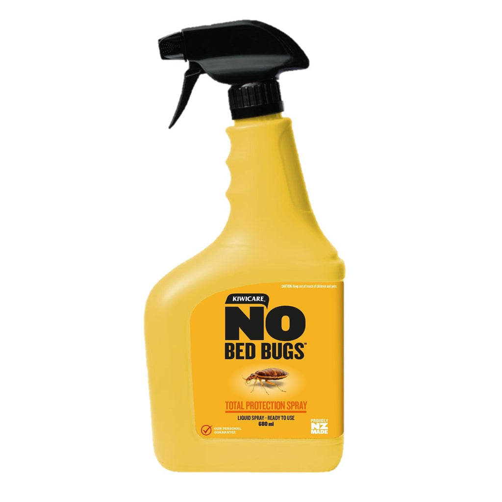 NO Bed Bugs Total Protection Spray Ready to Use 680 ml