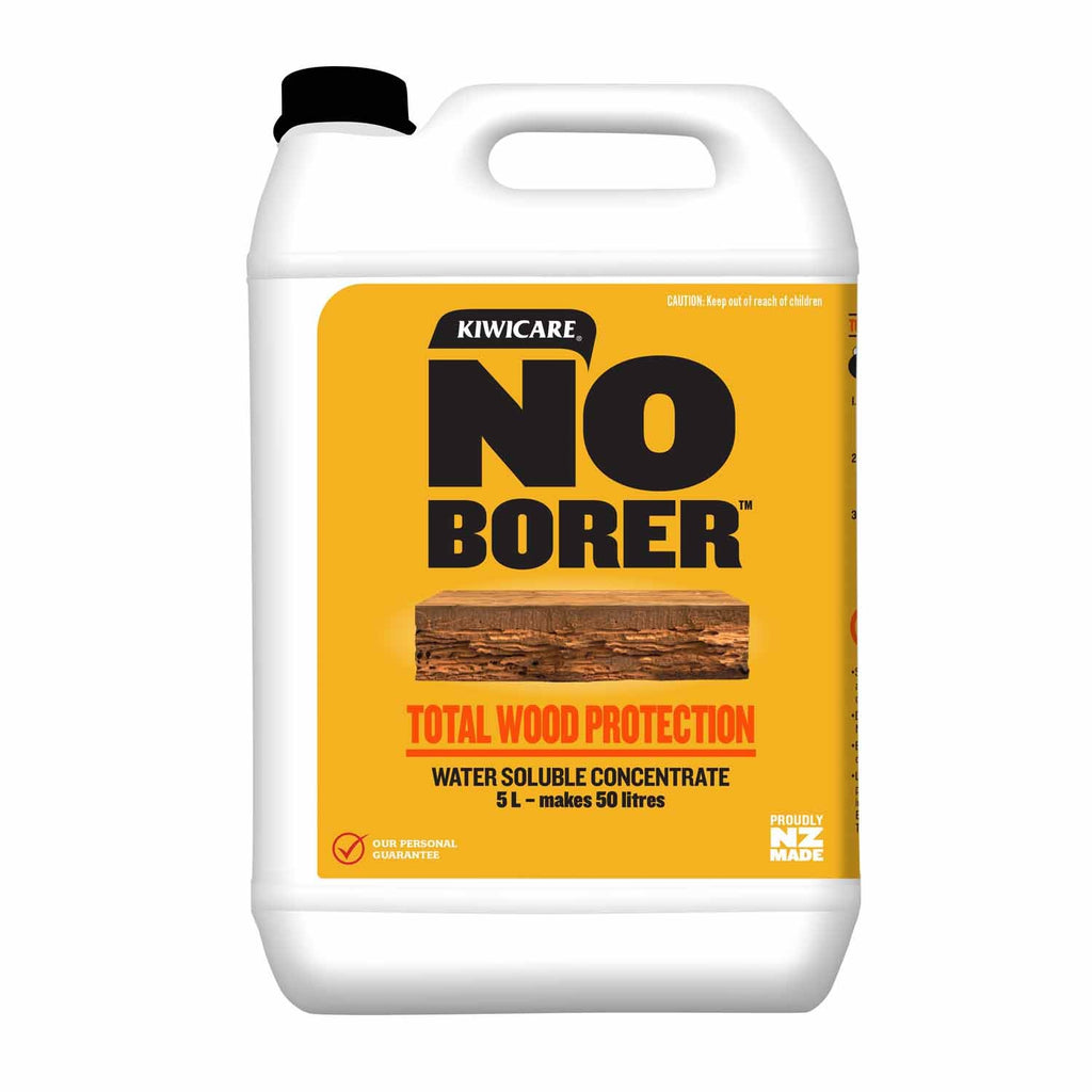 NO Borer Total Wood Protection concentrate 5L