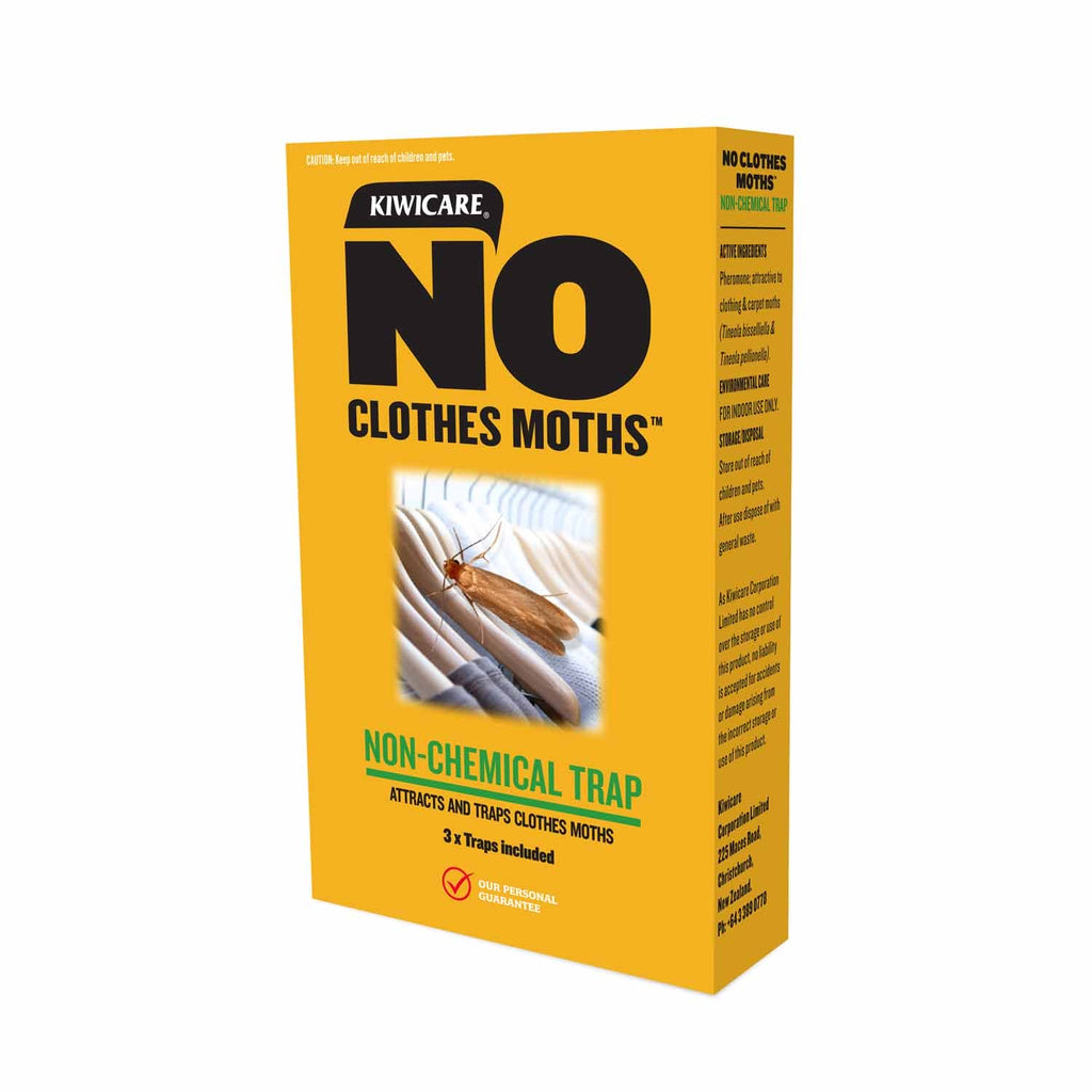 NO Clothes Moth Non Chemical Trap
