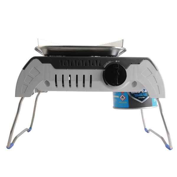 Camping Burner Stove with Folding Legs
