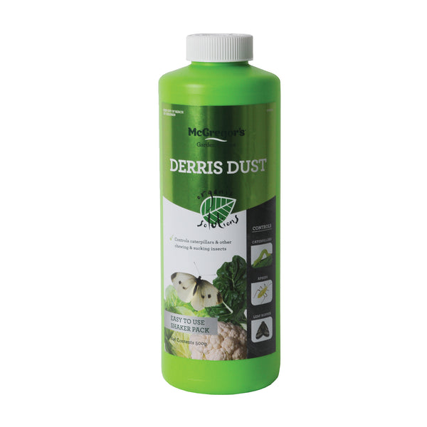 McGregor's Derris Dust - Vegetable Insecticide