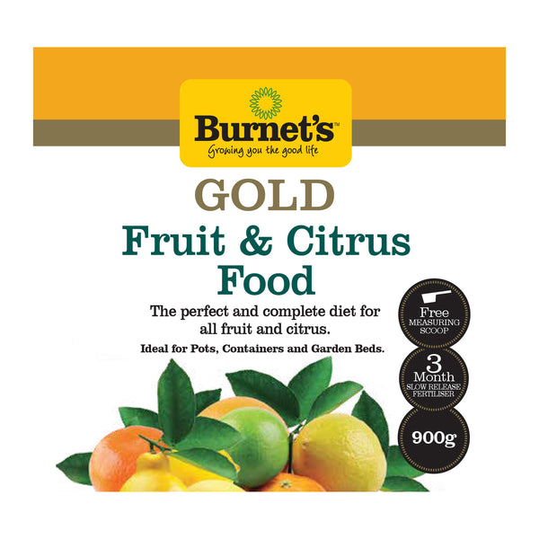 Burnet's Gold Citrus and Fruit Food - Fertiliser