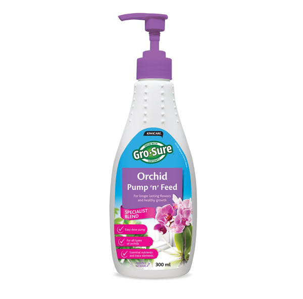 Gro-Sure Orchid Pump 'n' Feed