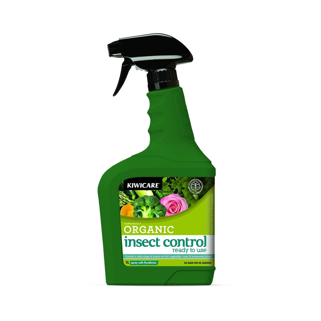 Kiwicare Organic Insect Control Ready to Use 1 L