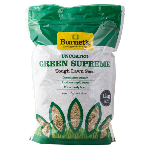 Green Supreme Lawn Seed - Grass Seed