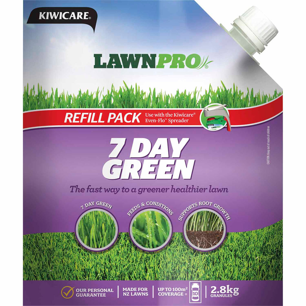 LawnPro 7-Day-Green Lawn Fertiliser