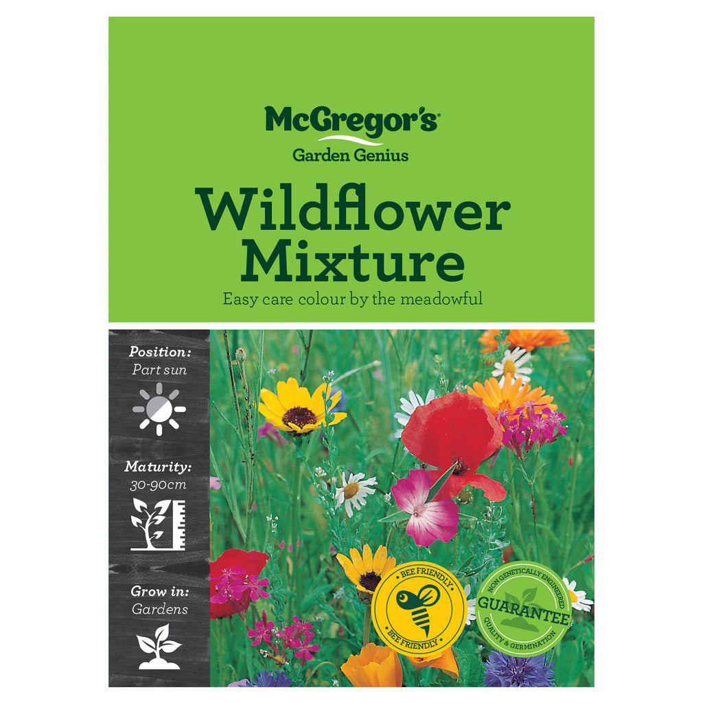 Wildflower Seed Mix - Flowers