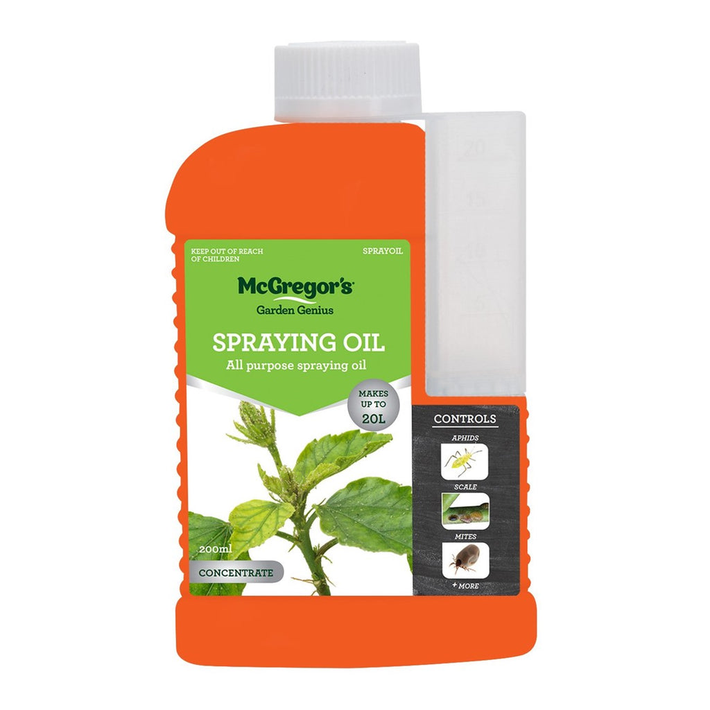 McGregor's Spraying Oil concentrate 200 ml