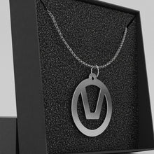 Load image into Gallery viewer, swinger jewelry necklace